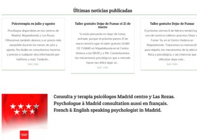 Noticias Web Psicologos Diseno
