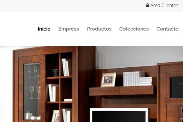 web de empresa