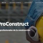 paginas para constructores