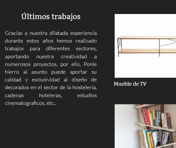 pagina para artesanos