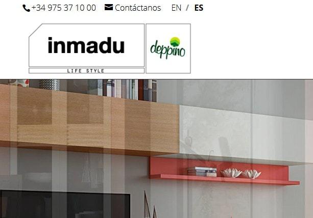 Diseño de páginas web para empresas de mobiliario en España