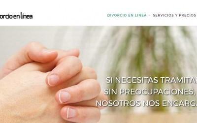 Diseño de página web para empresas abogados asesoramiento legal