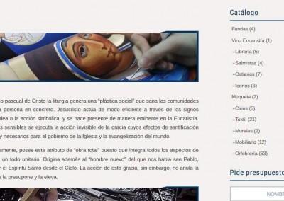 pagina venta productos articulos Diseño paginas web