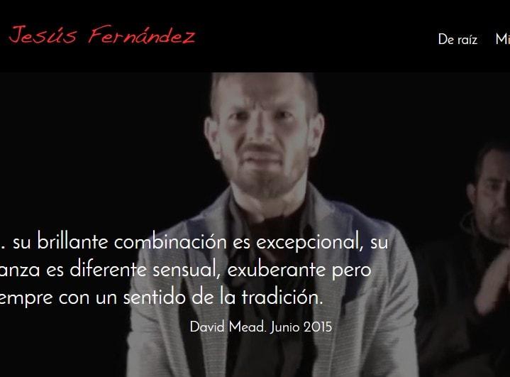 webs para famosos España