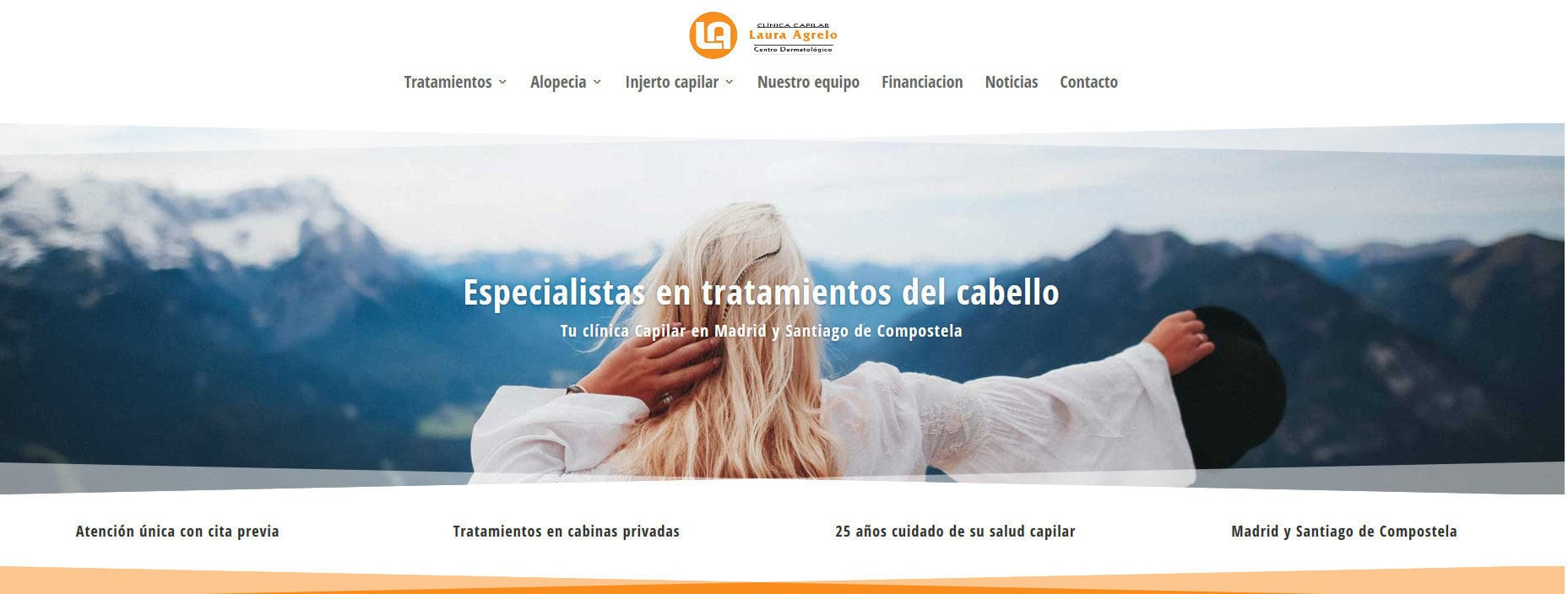 diseño web clinica
