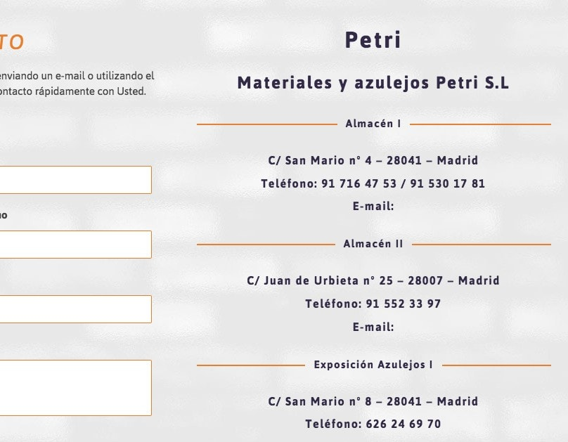 empresas web Madrid