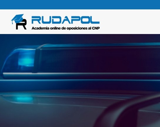 Diseño de página web para academia de cursos de policia nacional Rudapol