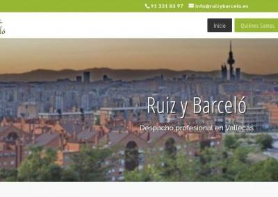 web para asesoria abogados
