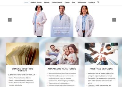 Diseño Web Medica