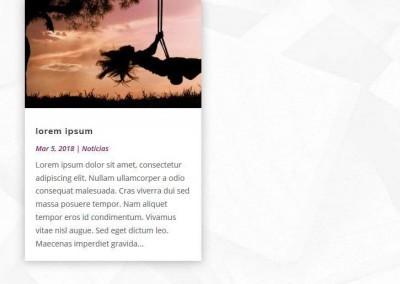 pagina web psicologia psicologa Diseño paginas web