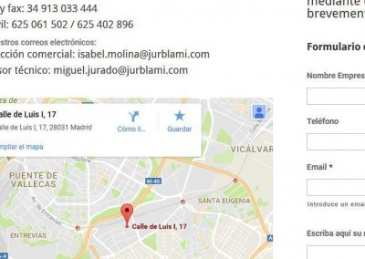 Pagina Web Sellantes Tuercas