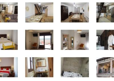 pagina web apartamentos extremadura Diseño paginas web