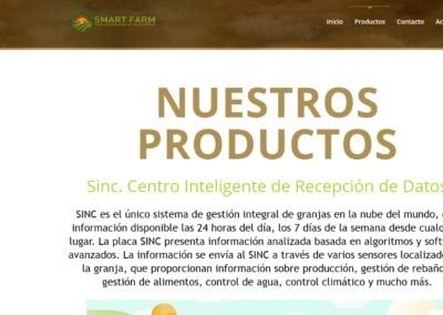 Pagina Web Granja Informatizada