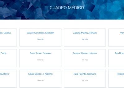 Pagina Web Medicos Especialistas