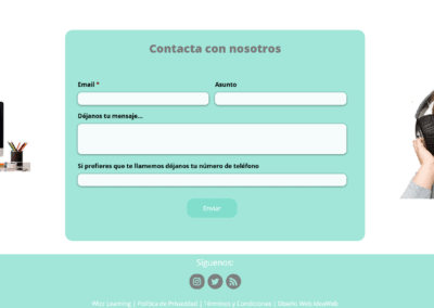 Pagina Web Preparacion Examenes Ingles