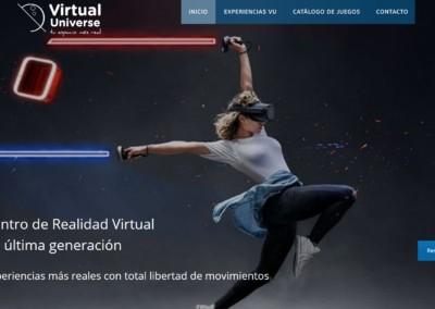 Pagina Web Realidad Virtual