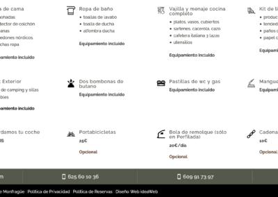 Pagina Web Servicios Autocaravanas