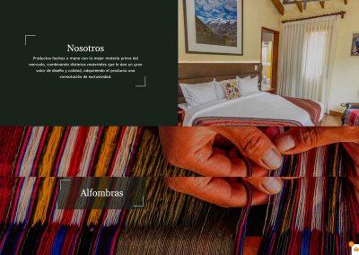 Pagina Web Tejido Mano Peruano