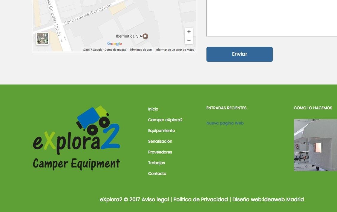 diseño de web empresa