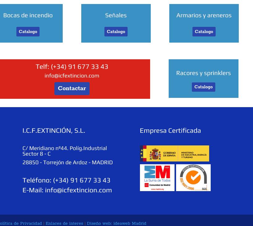 creacion web empresas