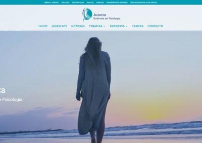 paginas web psicologo madrid Diseño paginas web