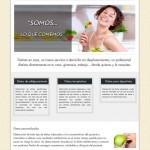 webs para dietistas nutricionistas