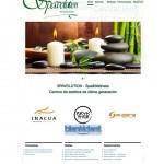 paginas web para estetica belleza spa