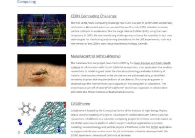 Paginas Web Computing