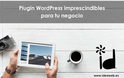 Plugins Wordpress Imprescindibles Para Tu Negocio En 2021