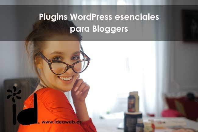 WordPress: Plugins esenciales para blogs de empresa o personales.
