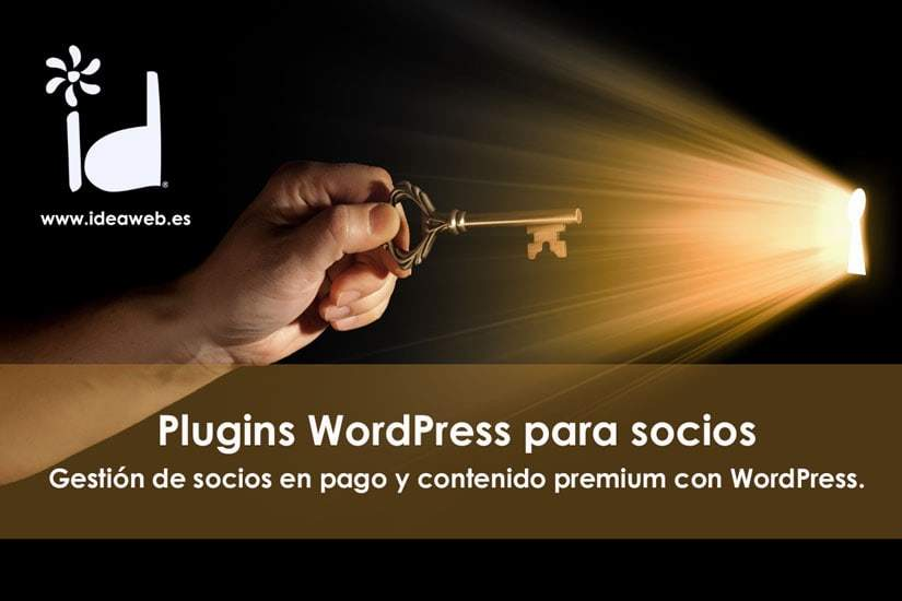 wordPress plugins socios