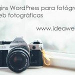 wordpress plugins fotografos