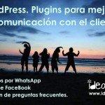 plugins wordpress comunicacion