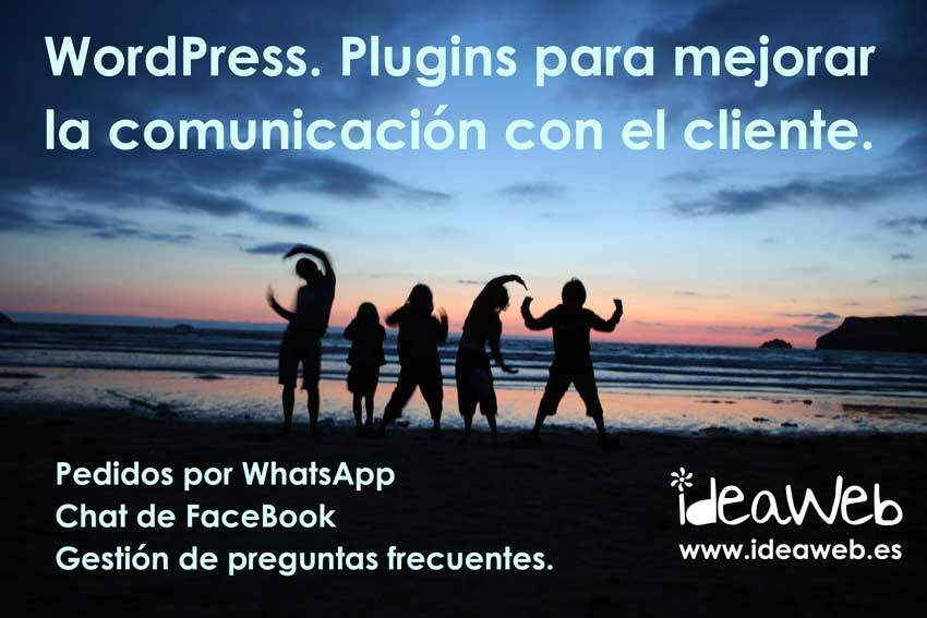 plugins wordpress comunicacion