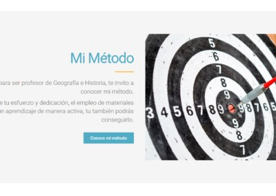 Preparador Oposiciones Geografia Historia Pagina Web