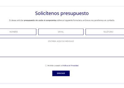 Presupuesto Instalacion Pergolas Lonas Web Madrid