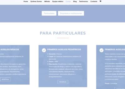 Web Sanitaria Empresa