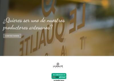 diseño web restaurantes