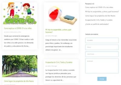 Psicologa Madrid Web Pagina