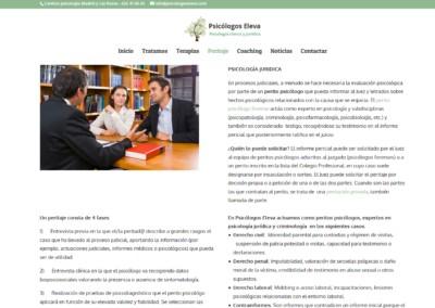 Psicologia Juridica Pagina Web