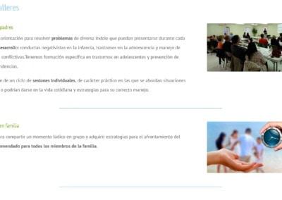 Psicologia Talleres Web Madrid