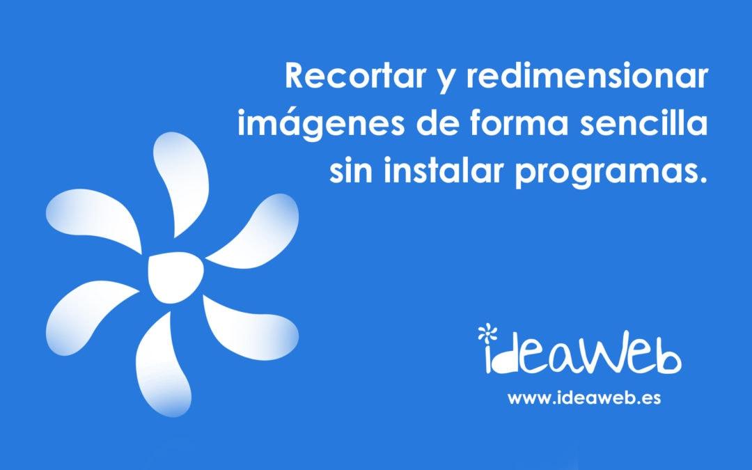 Vídeo: Como recortar y redimensionar logotipos e imágenes de forma sencilla y fácil sin programas.