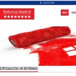 diseño reformas web
