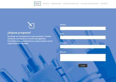 Reparacion Aparatos Electronicos Web
