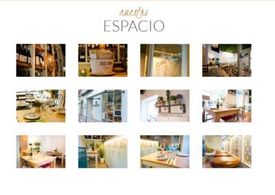 diseñadores web restaurantes