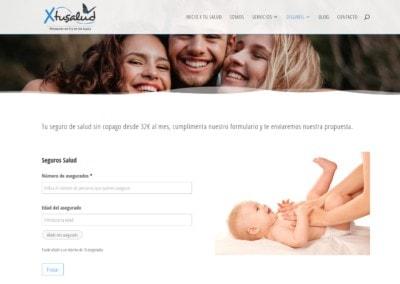 Seguros Salud Pagina Web