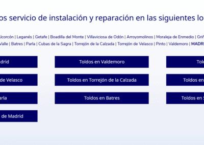 Servicios Instalacion Toldos Ciudades Web