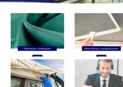 Servicios Instalacion Toldos Fuenlabrad Diseno Web