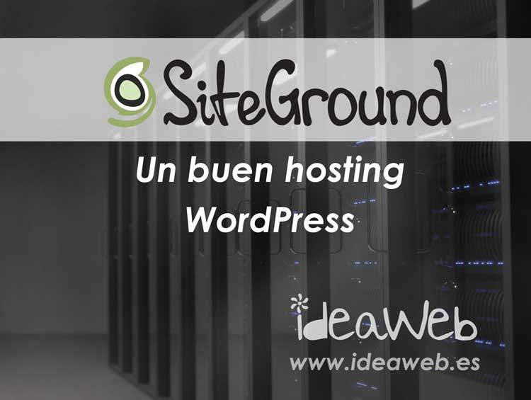 buen hosting wordpress