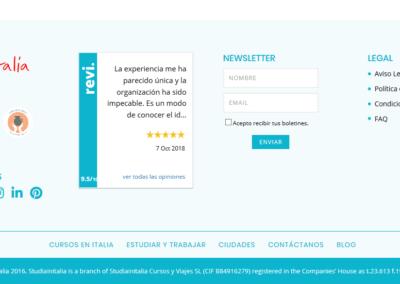 studiainitalia cursos diseno web Diseño paginas web